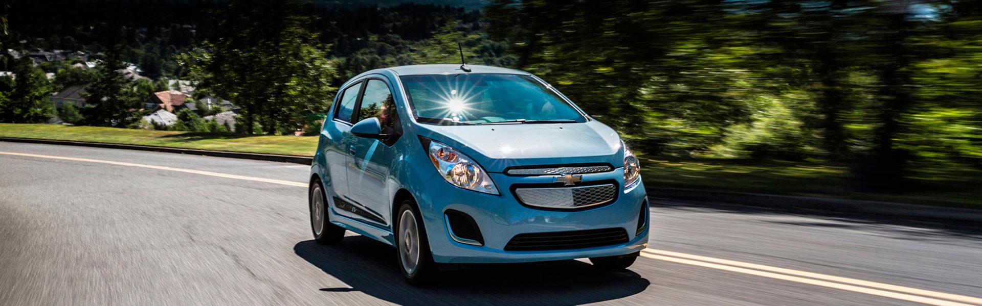 Сервис Chevrolet Spark
